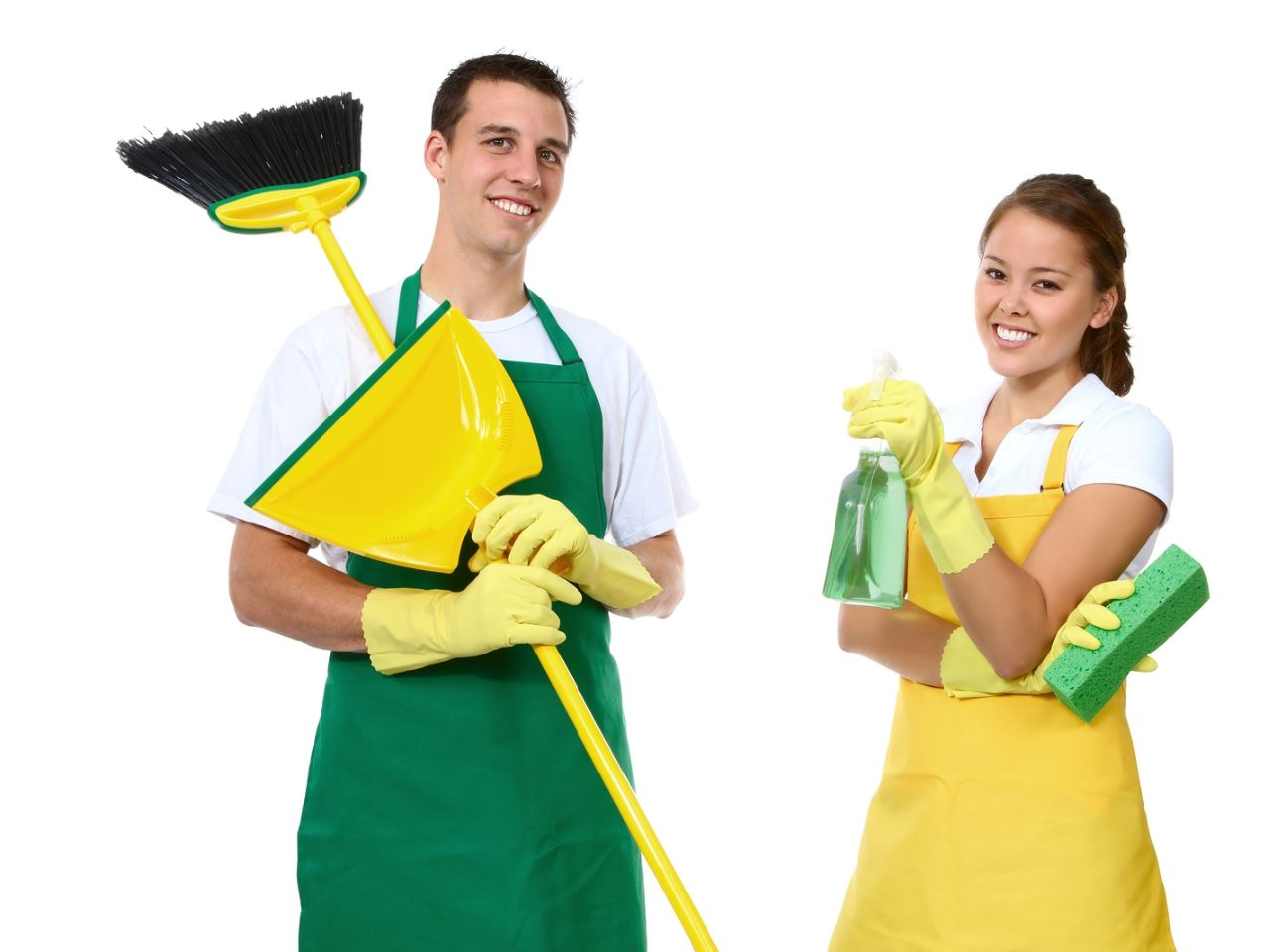 professional cleaning services hiring